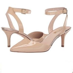 Louise Et Cie Pointy Heels Patent Leather
